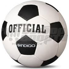 <b>Мяч</b> футбольный <b>№5 INDIGO OFFICIAL</b> 1132 тренировочный ...