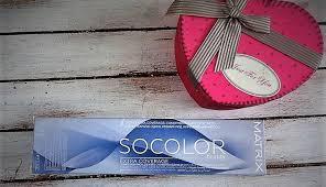 Палитра <b>красок</b> Matryx <b>Socolor</b>.Beauty
