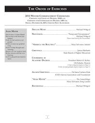 und winter commencement 2011 by university of north dakota issuu