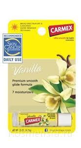 <b>Ультраувлажняющий бальзам для губ</b> со вкусом ванили Carmex ...