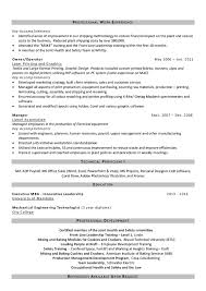 lab manager resume resume examples manufacturing resumes samples manufacturing manager resume example