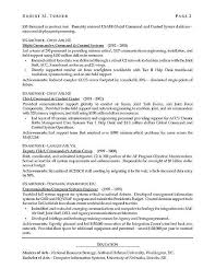 project manager resume accomplishments  business letter  project manager resume accomplishments project manager resume example samples infrastructure manager resume example page 2