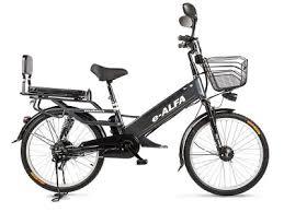 Электровелосипед Green City <b>e</b>-<b>ALFA GL</b> - цена - купить в ...