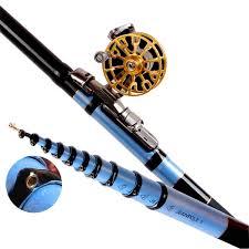 yuyu sea fishing rod fishing rod lure fish telescopic spinning carbon telescop pole feeder carp rods