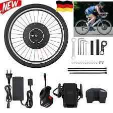 """<b>YUNZHILUN iMortor</b> Smart E-Bike Umbausatz <b>26</b>"""" Vorderrad <b>36V</b> ..."""