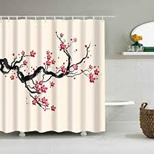 ColorPapa Decor Shower Curtain The <b>Traditional Chinese Painting</b> ...