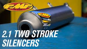 <b>FMF</b> 2.1 Two Stroke Silencers - YouTube