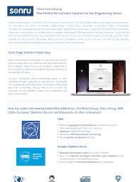 hamilton resourcing recruitment solutions engineering spotlight