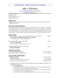 Accounting Resume Objective  resume template accounting resume     happytom co