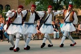 خلق و خوی یونانی ها