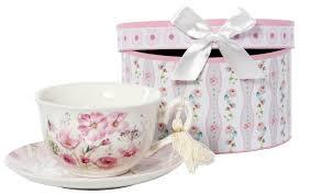 SIJ <b>Чайная пара Нежные</b> цветы 220 мл — купить по выгодной ...