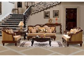 Upholstery Living Room Furniture Hd 386 Homey Design Upholstery Living Room Set Victorian European