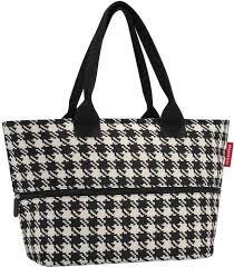 Купить <b>сумка REISENTHEL Shopper</b> E1, fifties black (RJ7028 ...