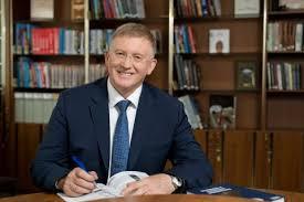 SUSU Rector Aleksandr Shestakov Wishes <b>Happy New</b> Year ...