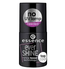 <b>essence evershine top</b> coat 8ml - Top & Βάση Νυχιών