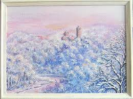 Original Acrylic Painting,<b>Canvas</b>,<b>Landscape Painting</b>,Sunrise,Fine ...