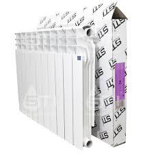 <b>Биметаллический радиатор</b> STI 500 80 10 секций по оптовой ...