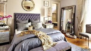 feminine bedroom furniture bed:  lush and elegant feminine bedroom
