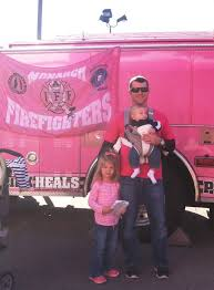 Monarch Firefighters a <b>Big Pink Hit</b> at Weber Chevrolet Breast ...