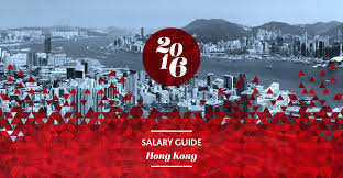 hong kong salary guide