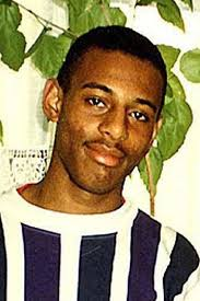 PA Stephen Lawrence. Tragedy: A knife gang set on Stephen Lawrence. The killer's mother Pauline Dobson posted a message from him on the Justice for Gary ... - Stephen-Lawrence-2665577