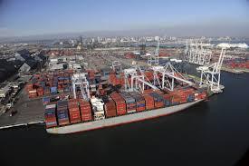 Image result for west coast port strike 2015