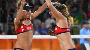 Why do women <b>beach</b> volleyball players wear bikinis while <b>men</b> ...