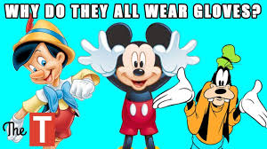 10 <b>STRANGE Things</b> You Never Noticed About <b>Cartoons</b> - YouTube