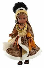 <b>Кукла Paola Reina Нора</b> африканка 32 см 04555 — купить по ...