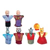 <b>Русский стиль Кукольный театр</b> Колобок, 11201 — <b>Кукольный</b> ...