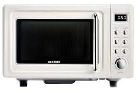 Микроволновая печь <b>Xiaomi Qcooker Retro</b> Turntable Microwave ...
