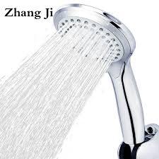 Online Shop <b>5</b> modes ABS plastic Bathroom shower head big panel ...