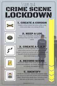 best ideas about crime forensic science crime scene series the golden hour the 5 stages of lockdown a forensics