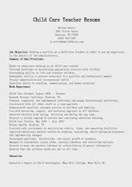 childcare resume doc tk childcare resume 24 04 2017