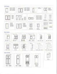 Shaker Cabinet Door Dimensions Standard Kitchen Cabinet Door Width Kitchen Winters Texas