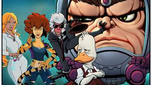 'Howard the Duck' Among Four Marvel Shows in the Works at Hulu ...