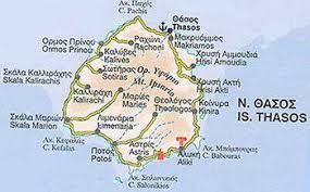 Αποτέλεσμα εικόνας για thassos greece map