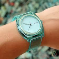 <b>Часы Nixon Time Teller</b> TRANSLUCENT MINT
