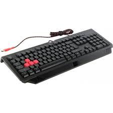 <b>Клавиатура A4Tech Bloody</b> B120 Black USB 2.0 — купить, цена и ...
