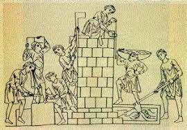 Risultati immagini per cantiere chiesa in costruzione