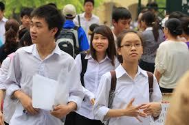 Đáp án đề thi môn Toán vào lớp 10 tỉnh Khánh Hòa năm 2014