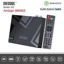 <b>Mecool KH3 Android</b> Box 2GB 16GB Android 10.0 Allwinner H313 ...
