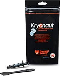 <b>Thermal Grizzly Kryonaut</b> Thermal <b>Grease</b> Paste - 1.0 Gram ...