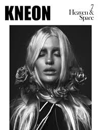 KNEON 07 'HEAVEN AND SPACE' by KNEON Magazine - issuu