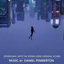 Original Motion Picture Soundtrack. Daniel Pemberton – <b>Spider</b>-<b>Man</b> ...