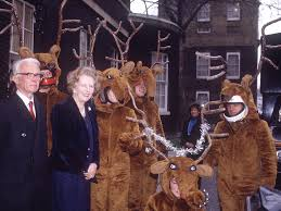 Lord Bell: Christmas with Margaret Thatcher was 'horrible' and 'trying ...