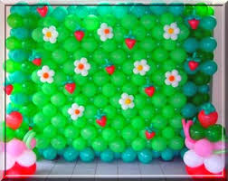 Resultado de imagem para decoração com baloes para festas