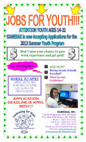 bering strait youth opportunities