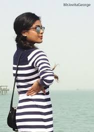 Summer Uniform - Striped Polo Shirt Dress - <b>Kuwait Fashion Blogger</b>