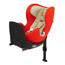 <b>Sirona Q</b> i-Size: A rotatable <b>car seat</b> for 0–4 year olds - <b>Cybex</b>